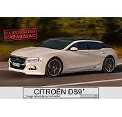 Chez Citro&235n La DS9 Est Pr&233vue Pour Bient&244t