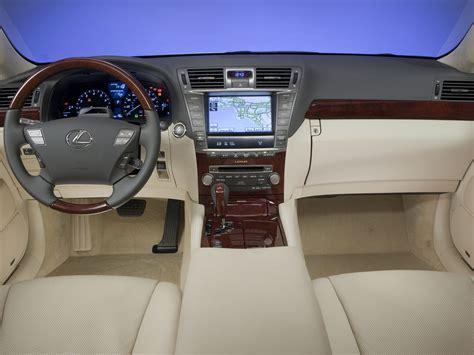 Interior Ls by 2011 Lexus Ls 460 Price Photos Reviews Features
