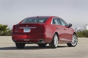 2012 Cadillac Xts 2013 Cadillac Xts Priced From 44 995 Autoblog