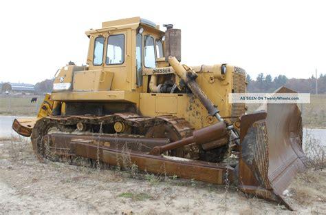 Dresser Bulldozer 1987 dresser td25g crawler dozer bulldozer