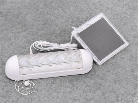 solar powered shed light polycrystalline solar power 5
