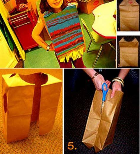 Poncho Material Reciclado   poncho de mexicano reciclado manualidades infantiles