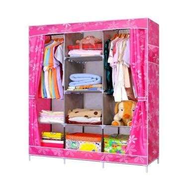 Harga Blibli Lemari Portable by Lemari Pakaian Portable Terbaru Ori Harga Promo