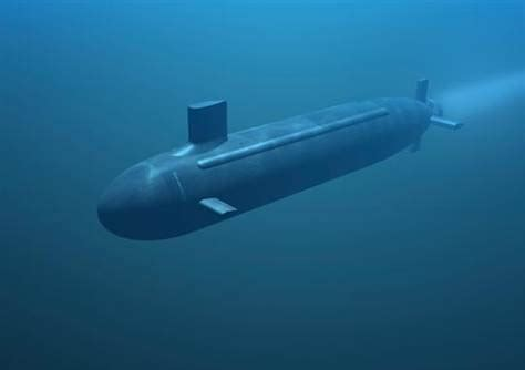 'cloak of silence' tech could hide submarines technology