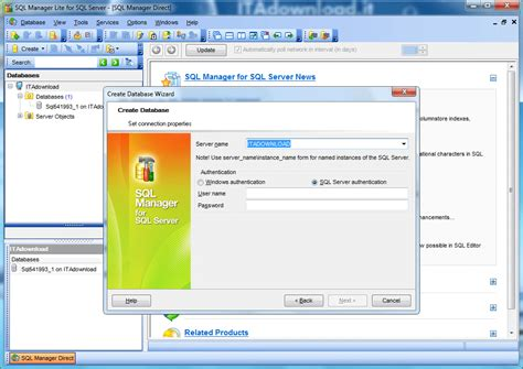 sql manager lite for sql server 3 8 0 3 scarica gratis