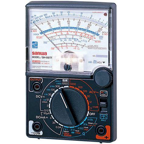 Mg5000 Sanwa Digital Insulation Tester sanwa meter digital