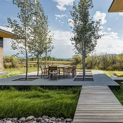 shoshone residence is a landscape design project by