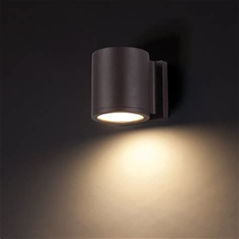 Low Profile Led Wall Sconce Indoor Outdoor Led Wall Sconce By Wac Lighting At