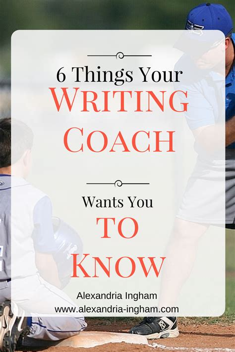 Wants To Write A Tell All by 6 Things Freelance Writing Coaches Want You To