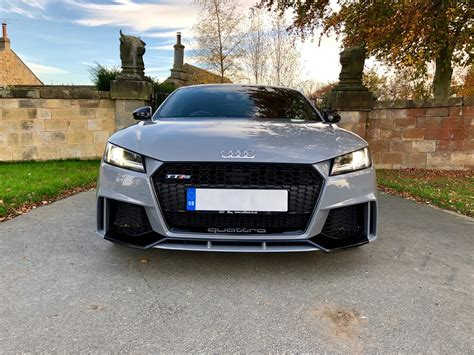 audi tt rs used used 2017 audi tt rs for sale in west pistonheads