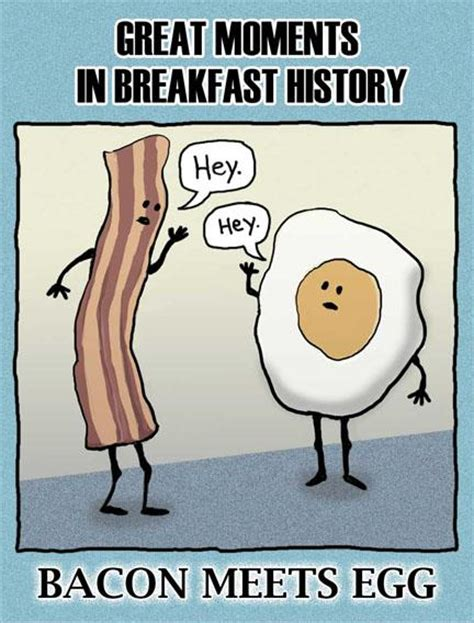 Funny Breakfast Memes - one of the best moments of all time baconcoma com