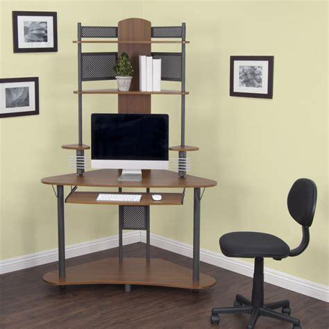 Corner Computer Desk Tower A Tower Corner Computer Desk Arch Corner Computer Tower In Desks And Hutches Computer Desk