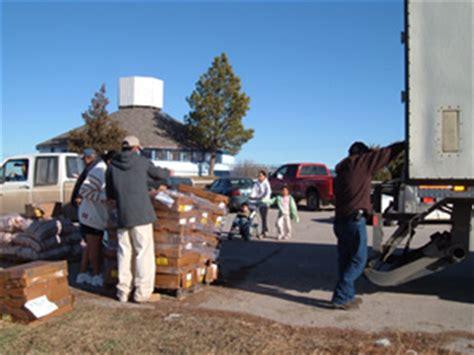 naha emergency food relief native american heritage