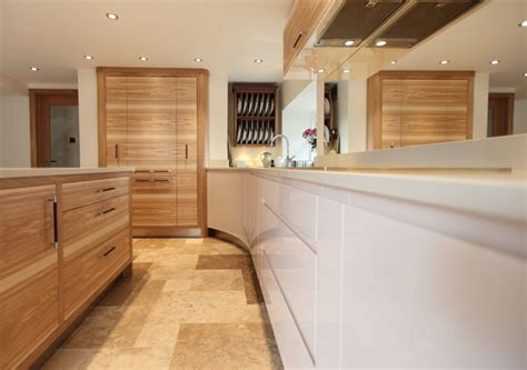 hand crafted custom ash kitchen cabinets by blue spruce contemporary olive ash oak and hi gloss parapan modern