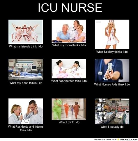 Icu Nurse Meme - icu nurse humor bing images