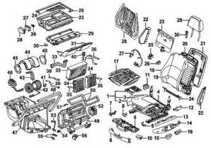 mercedes ml320 ml350 ml500 ml550 2006 2010 parts manual