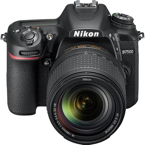 nikon d7500 18 140mm lens kit digital slr