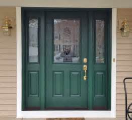 green front door green front door with frosted glass sidelites traditional front doors other metro by