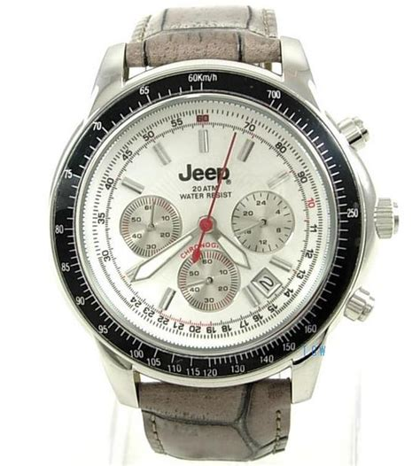 Jeep Watches S Watches Jeep Mens Sports 20atm Chronograph