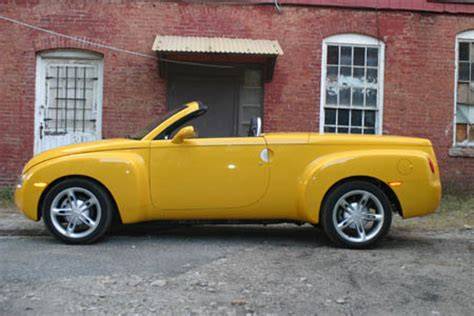 chevrolet ssr review the about cars