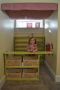 DIY Kids Play Grocery Store