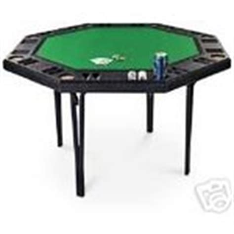 Octagon Card Table folding octagon card table 52 quot nib free shipping