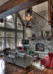 Rustic Home Decorating Ideas Living Room by 15 Rustic Living Room Designs 2015 Warm Cozy Winter