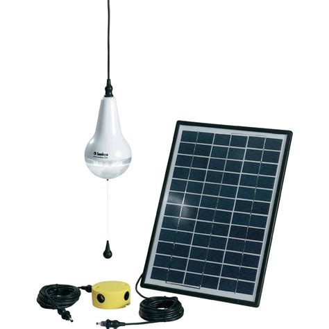 Solar Kit Ulitium Lightkit 1 Sundaya 303205 3 5 Wp With Solar Lights Clear Cable
