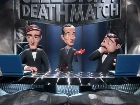 celebrity deathmatch season 3 celebrity deathmatch season 6 episode 3 the banter