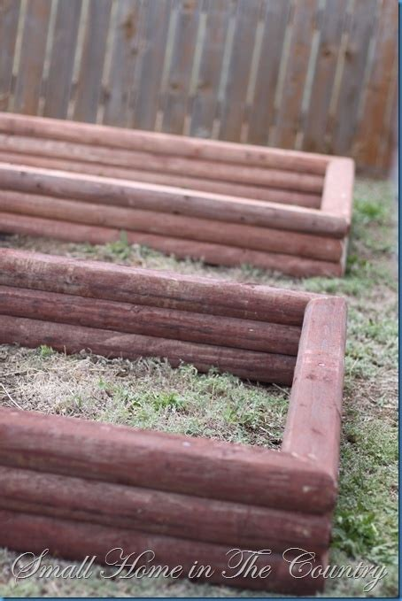 Garden Timbers by Landscape Timbers Raised Bed Newsonair Org