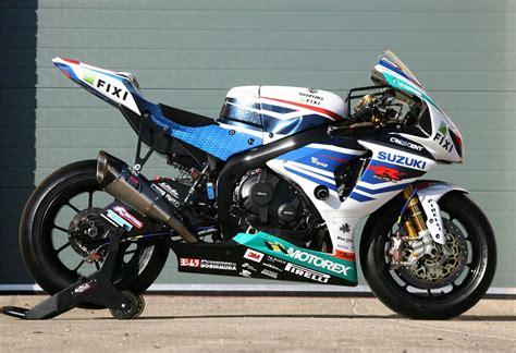 Superbike Suzuki Gsxr 1000 2012 Crescent Suzuki Gsx R1000 Wsbk Racer Revealed