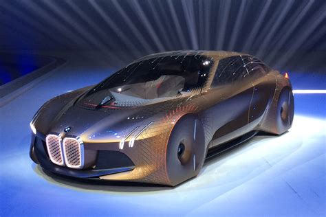 futuristic cars bmw concept ca autos post