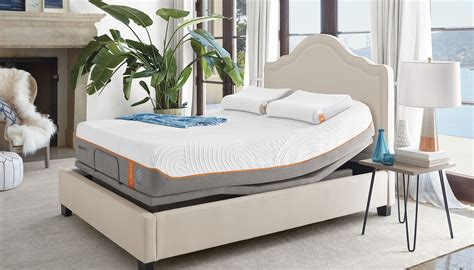 tempur bed tempur pedic bed frame beds and headboards tempurpedic