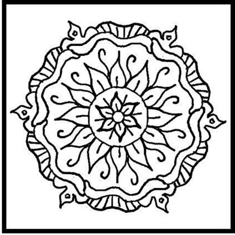 printable coloring pages with designs design coloring sheets clipart best