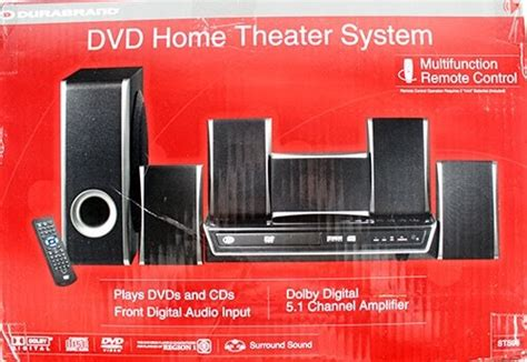 home theater systems store durabrand dvd home