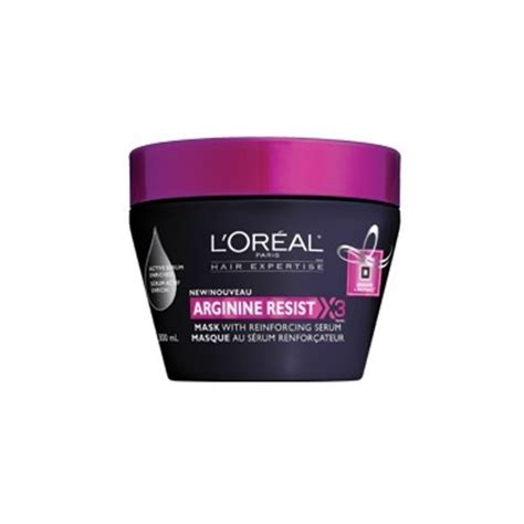 Loreal Hair Mask buy l oreal hair expertise arginine resist x3 hair mask at
