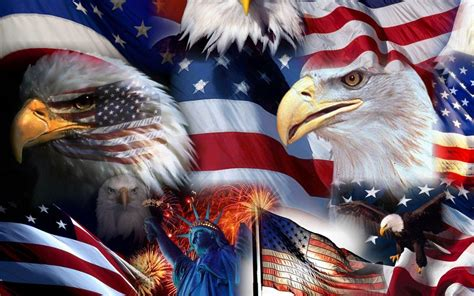 america wallpapers american flag desktop backgrounds wallpaper cave