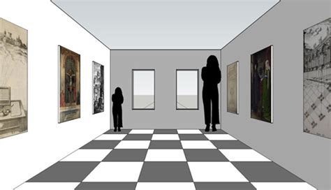 ames room illusion perspective resources how to construct an ames room