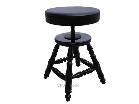 Workbench Stools Adjustable by Brand New Adjustable Piano Stool Bench Chair Ebay