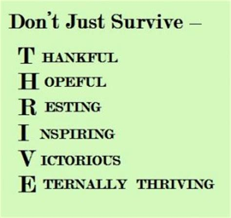 consume to survive create to thrive how creation leads to happiness satisfaction and fulfillment books don t just survive thrive laced with grace christian