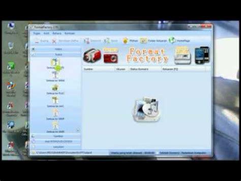 format factory youtube mp3 cara merubah video menjadi mp3 format factory youtube