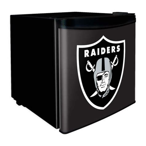 gifts for raiders fans oakland raiders dorm room refrigerator oakland raiders