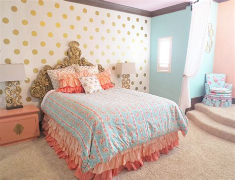 coral and gold bedding ashlyn s coral and gold regal room project nursery