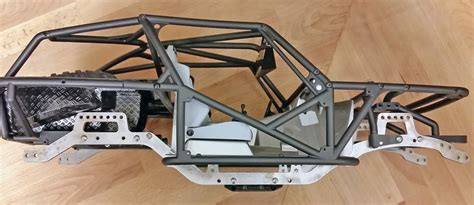 Chassis Hsp Pangolin Axial Scx10 Wraith jcad karnage ssr ii high clearance chassis for scx10 ii rccrawler