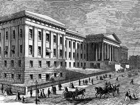 Us Patent Office by United States Patent Office Building Washington D C