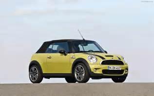 bmw mini convertible widescreen car wallpaper 03