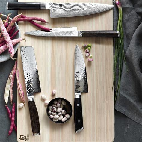 hinoki board shun hinoki cutting board williams sonoma
