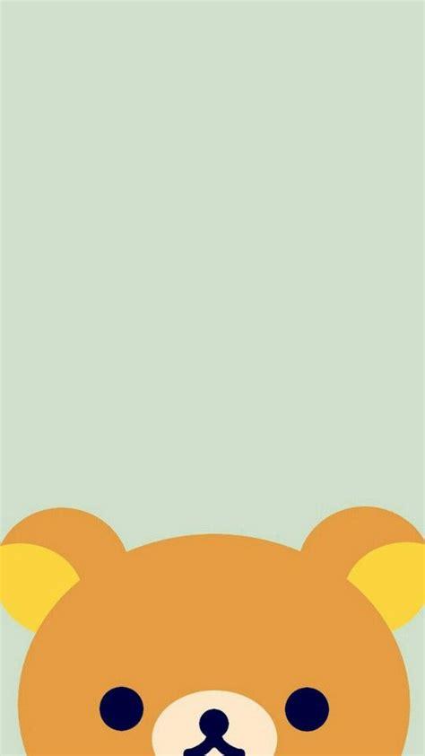 rilakkuma iphone wallpaper rilakkuma wallpaper w a l l p a p e r s pinterest