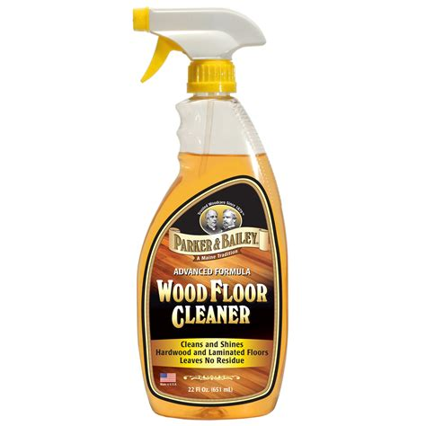 bailey wood floor cleaner review