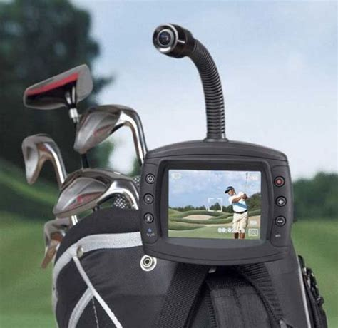 best golf swing camera coolest gadgets v swing video recorder helps you improve